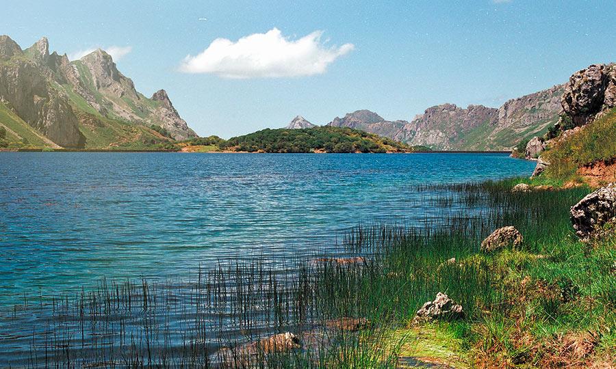 Parque Natural de Somiedo - Lago de Saliencia