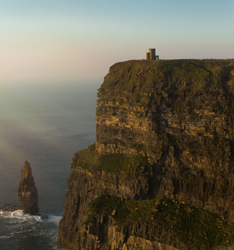 Obrien Tower - Cliffs of Moher