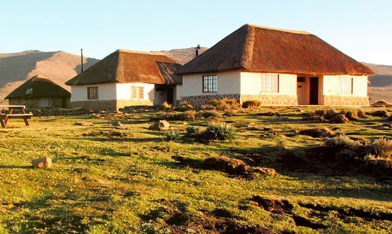 Sani Mountain Lodge - Sani Pass