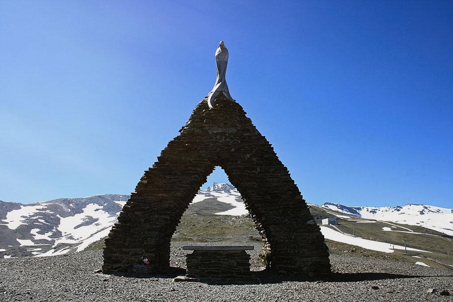 Virgen de las Nieves