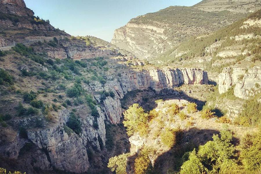 El valle de Leza