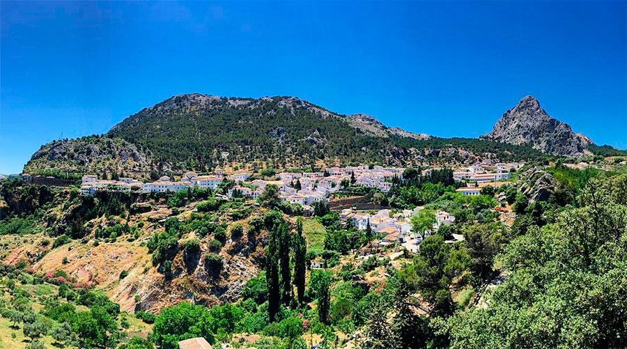 Grazalema, una bella localidad de estas serranías