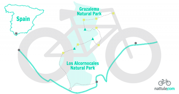 From Ronda to Algeciras: a BTT Journey Through the Natural Parks of ...