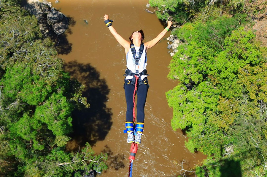 deportes extremos en Colombia