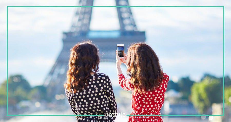 Tour al París más verde: 6 lugares más populares de París